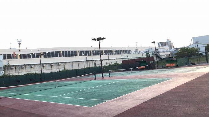 南郊公園テニスコート 港〈みなと〉(愛知県名古屋市港区) | テニスの ...