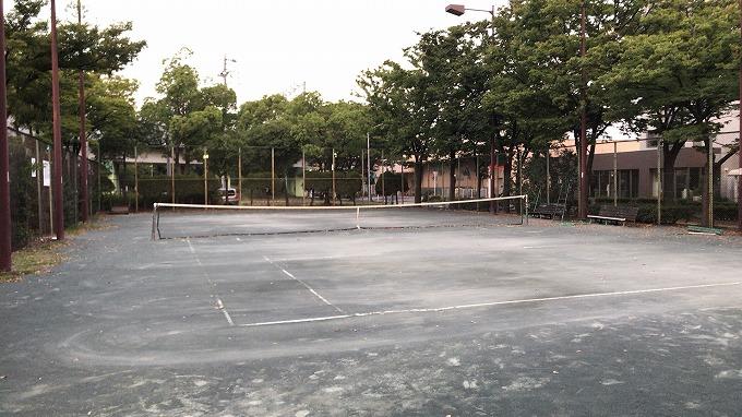 南郊公園テニスコート 熱田〈あつた〉(愛知県名古屋市熱田区 ...