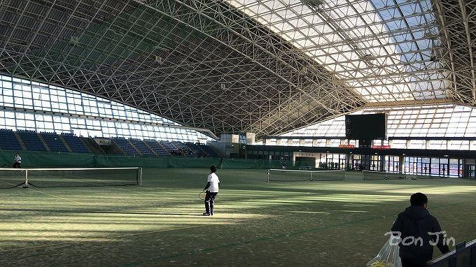 四日市ドーム テニスのBonJin