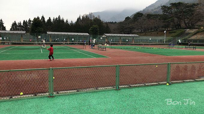 養老公園テニスコート bonjin028.com/tennis