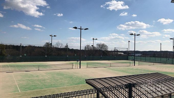 愛・地球博記念公園テニスコート テニスのBonJin