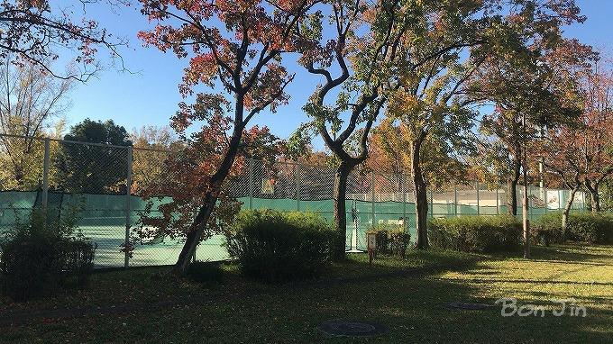元塩公園テニスコート(愛知県名古屋市南区) テニスのBonJin