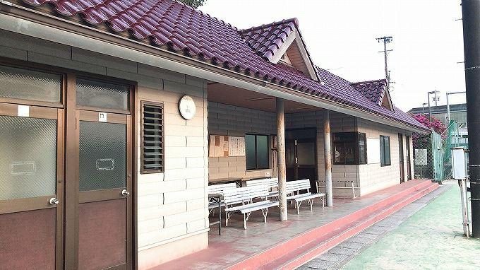 大府市営テニスコート(愛知県大府市) テニスのBonJin