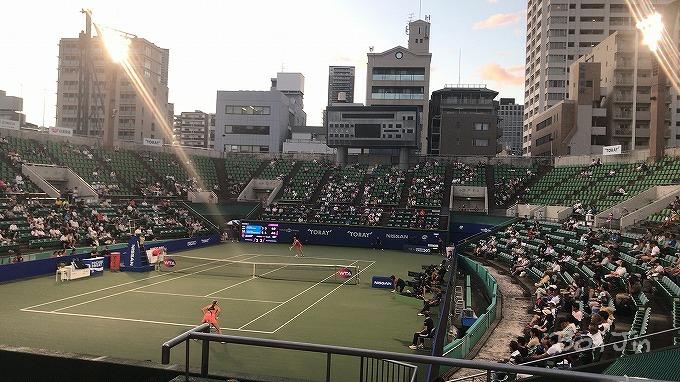 2019東レPPO-テニスのBonJin