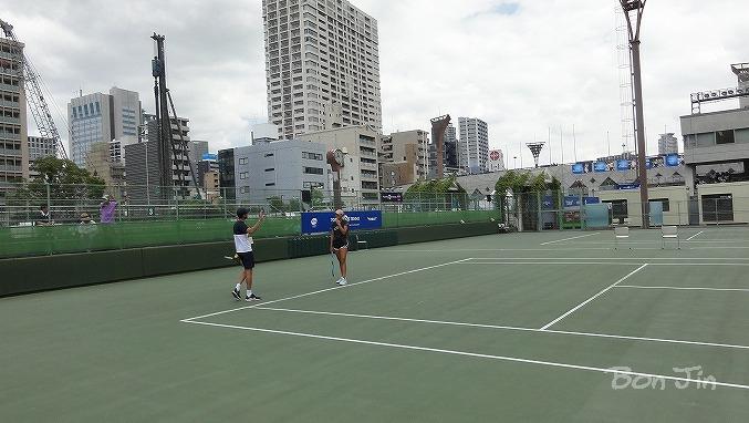 ITC靭テニスセンター テニスのBonJin