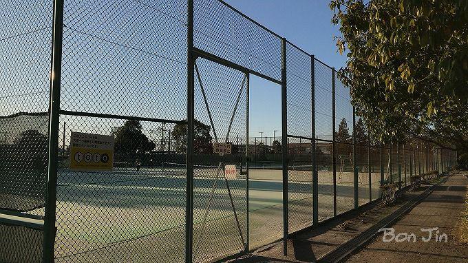 志段味スポーツランドテニスコート テニスのBonJin