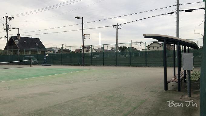 北名古屋市総合運動広場テニスコート テニスのBonJin