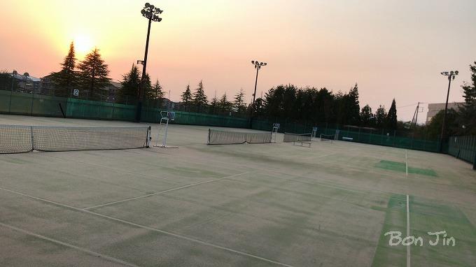 ゆめが丘テニスコート テニスのBonJin