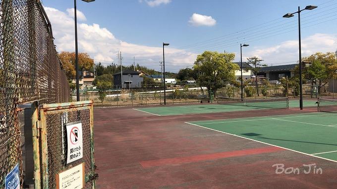 小牧勤労センター テニスのBonJin