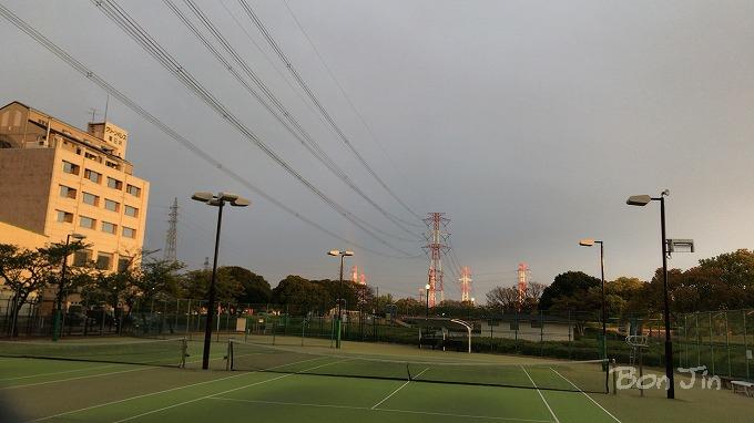 グリーンパレス春日井 テニスのBonJin