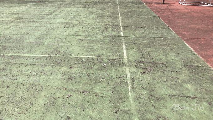 木曽川犬山緑地テニスコート テニスのBonJin