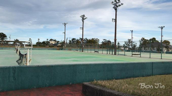 鼓ヶ浦サン・スポーツランド テニスのBonJin