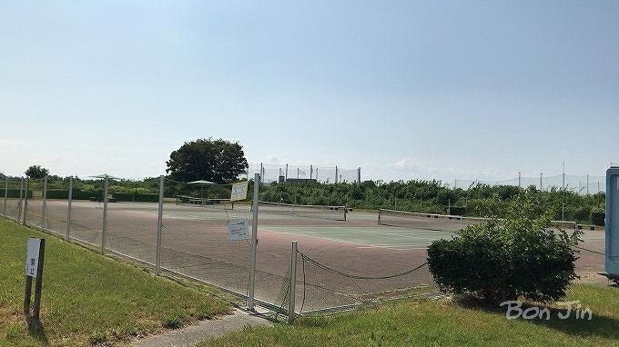 枇杷島橋緑地テニスコート テニスのBonJin