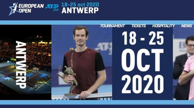 2020ヨーロピアンオープン テニスのBonJin