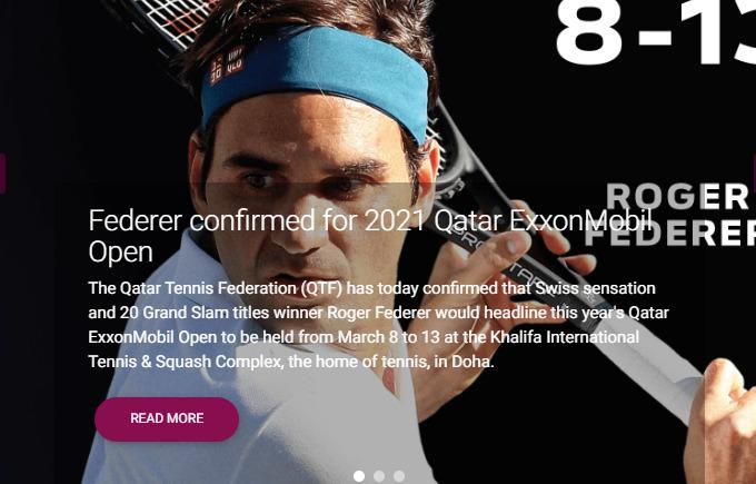 2021ドーハ テニスのBonJin