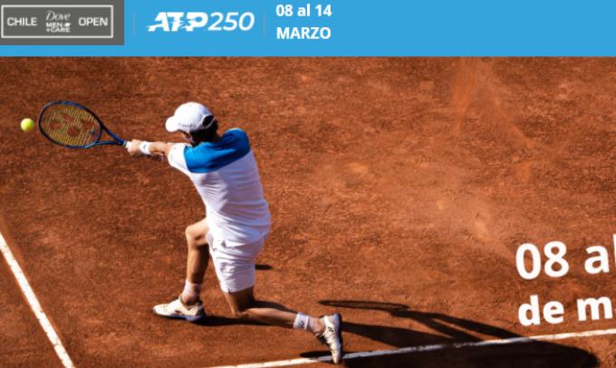 チリオープン テニスのBonJin