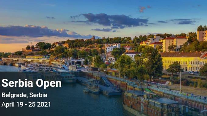 2021セルビアオープン エントリーリスト テニスのBonJin
