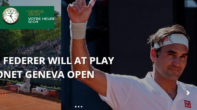 2021ジュネーブオープン テニスのBonJin
