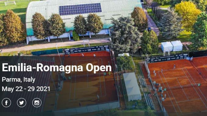 2021エミリア・ロマーニャオープン テニスのBonJin