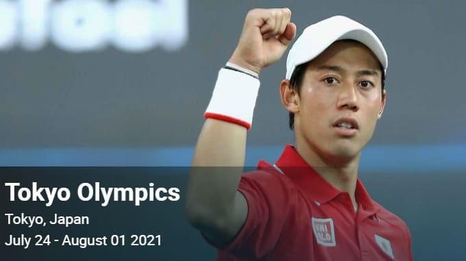 2021東京オリンピック テニス エントリー・ドロー テニスのBonJin
