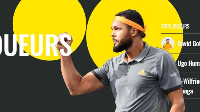 2021モゼールオープン エントリー・ドロー テニスのBonJin
