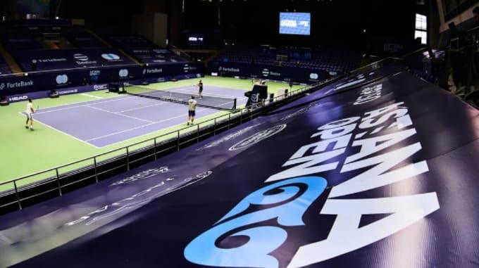 2021アスタナオープン エントリーリスト ドロー テニスのBonJin