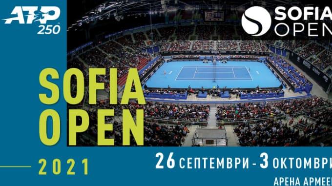 2021ソフィアオープン エントリー/ドロー/結果 テニスのBonJin